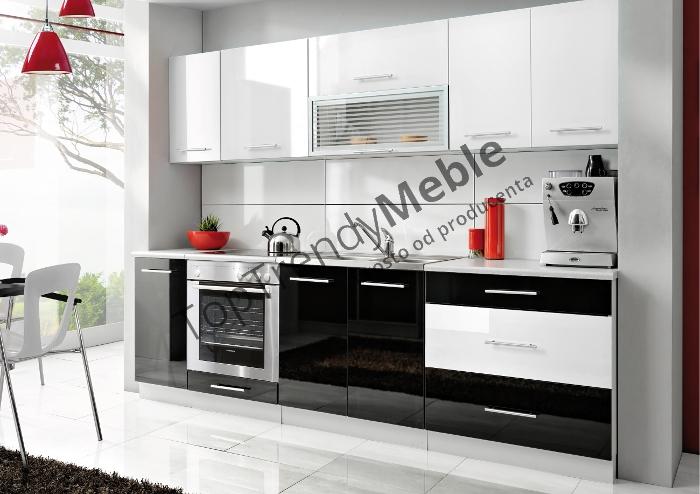 KUCHNIA PETRA Meble kuchenne KUCHNIE w połysku   -> Kuchnia Gazowa Używana Allegro